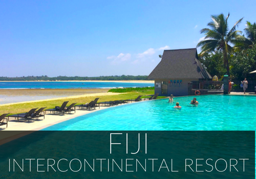 Review- Intercontinental Fiji Resort & Spa
