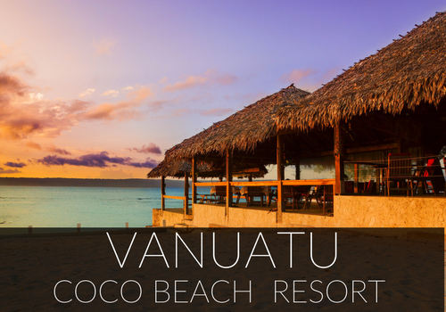Review: Coco Beach Resort Vanuatu