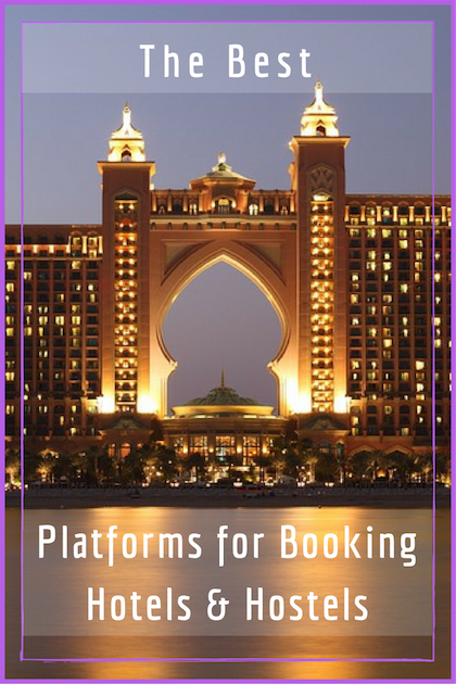 Best platforms for booking hotels