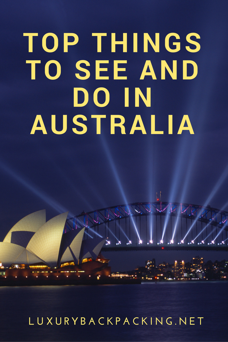 Pinterest Top things to see and do Australia