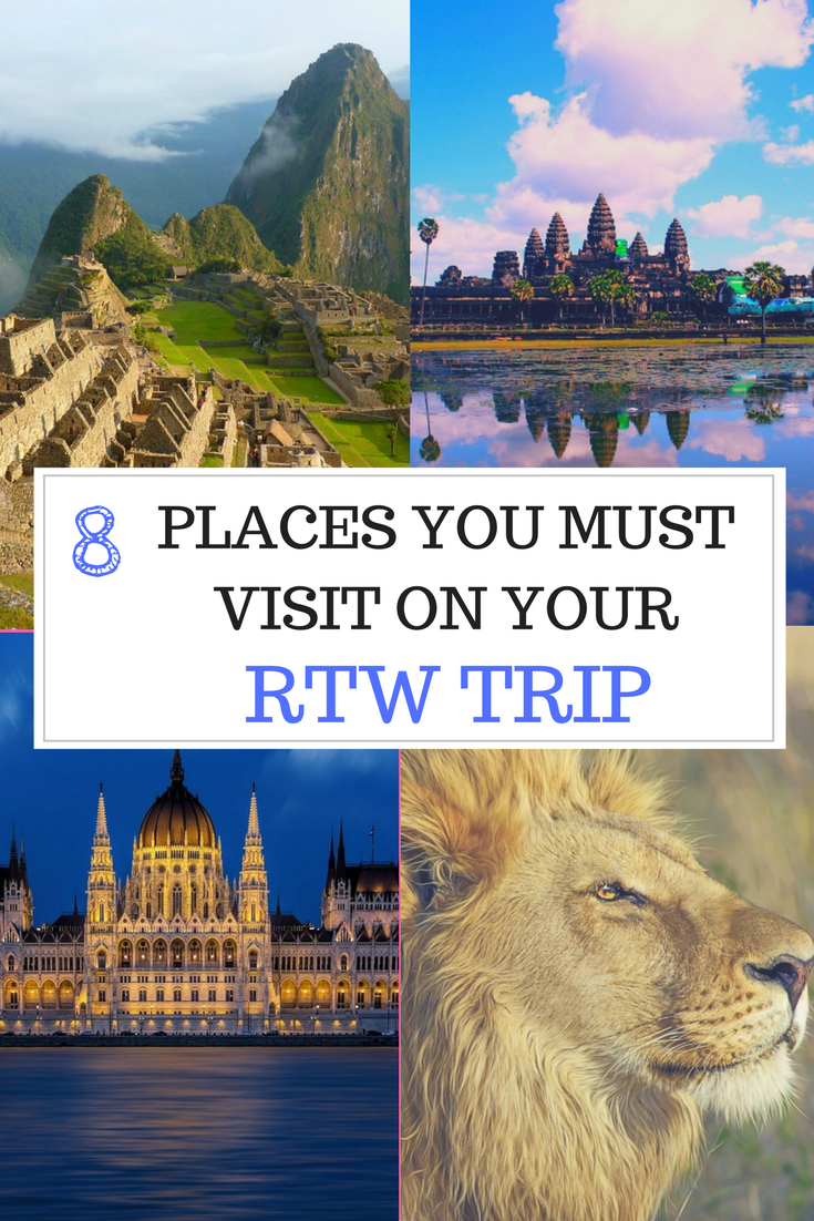 8 PLACES YOU MUST VISIT