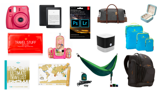 Perfect Travel Gifts