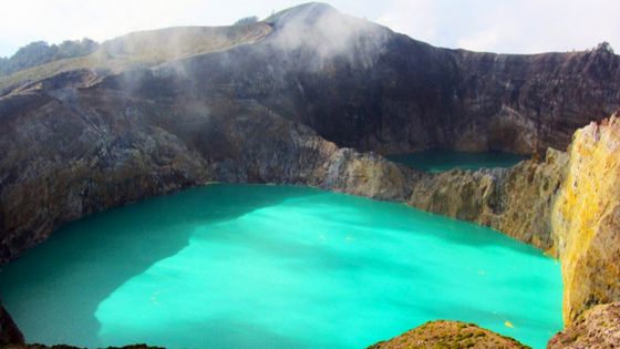 Top Things To See & Do In Indonesia - Keltimutu