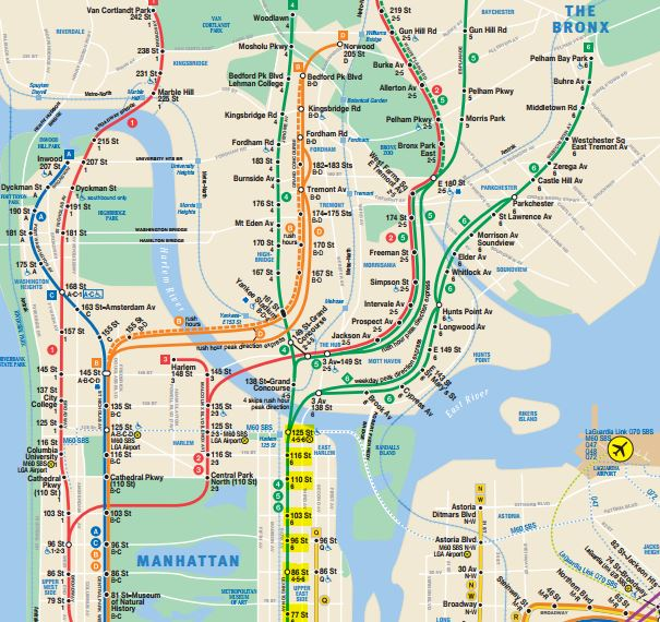 How To Master The New York Subway For Beginners – Luxurybackpacking