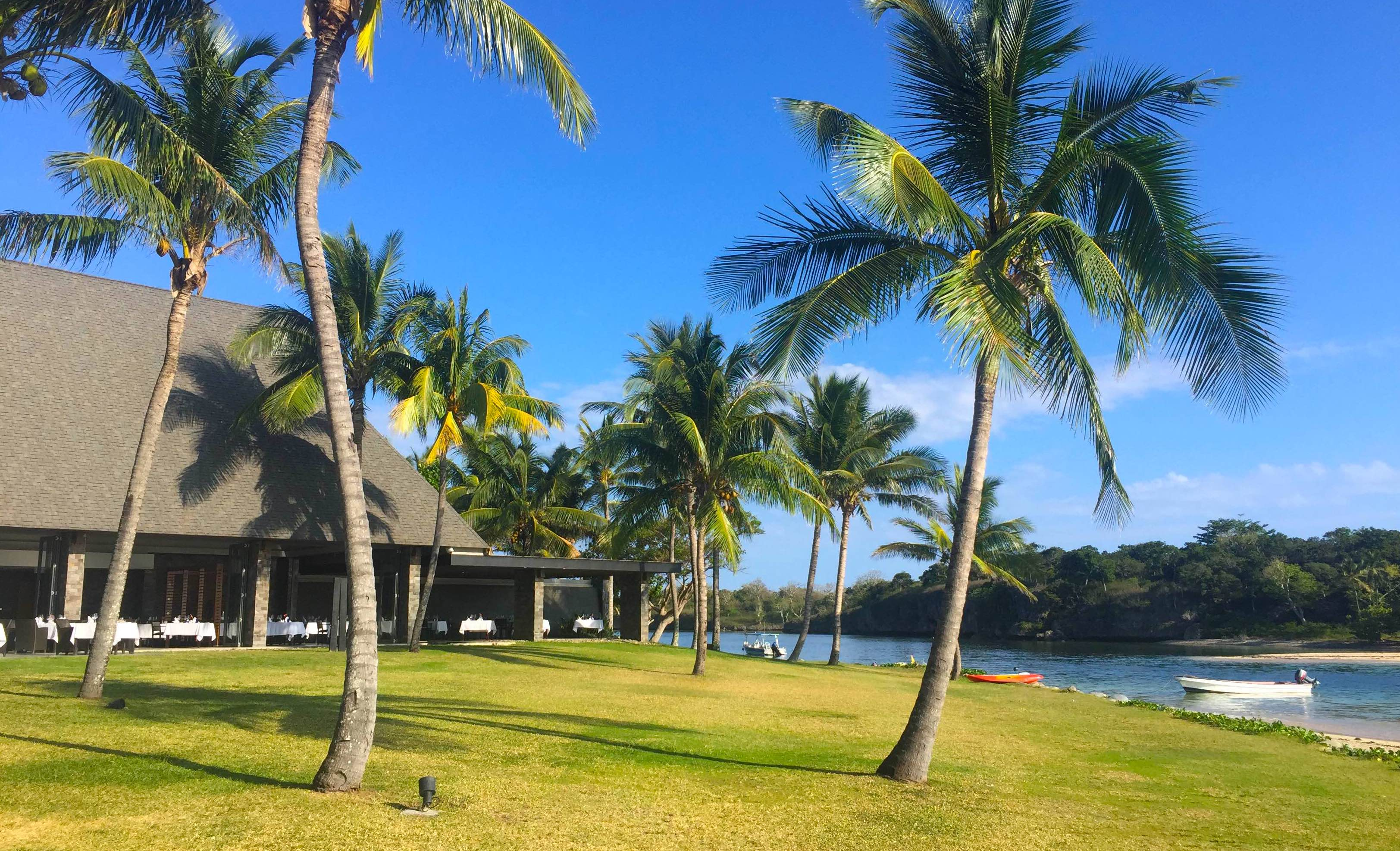 InterContinental Fiji Resort & Spa Review