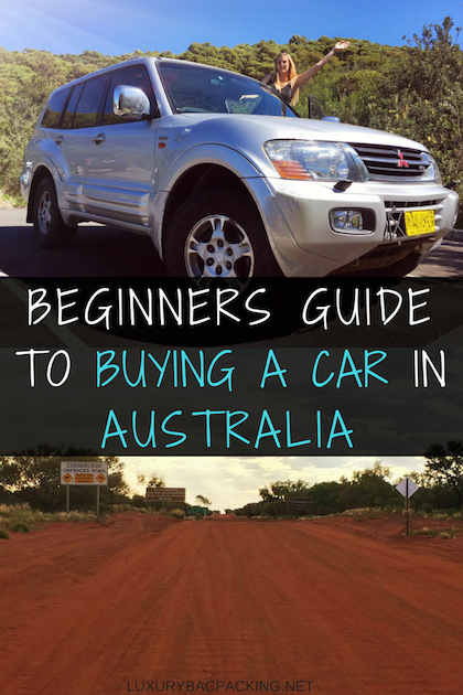 A Beginners Guide to Buying a Car in Australia